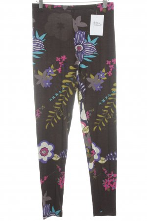 Chacok Leggings floral pattern athletic style