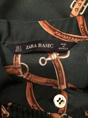 Zara Ballonjurk veelkleurig
