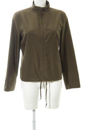 Chaloc Blouson khaki casual look