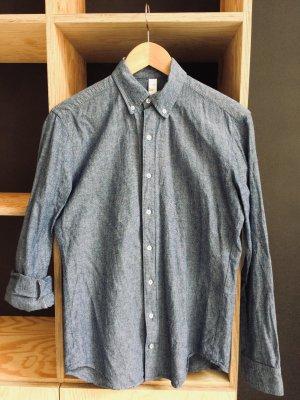 American Apparel Camicia blusa multicolore Lino
