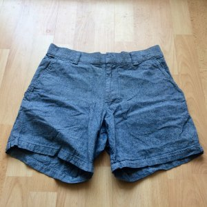 Chambray Shorts von American Apparel