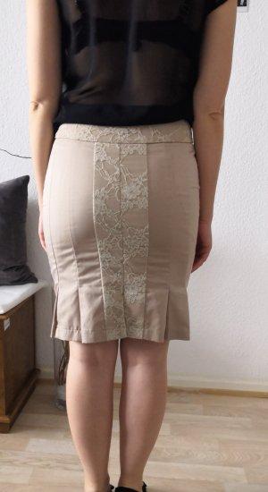 Falda de tubo multicolor