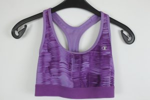 Champion Cropped Top Gr. S lila