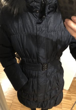 Champion Down Jacket dark blue