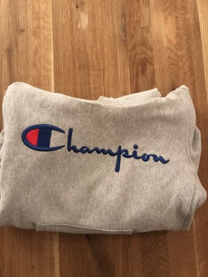 Champion Hooded Sweater grey-light grey