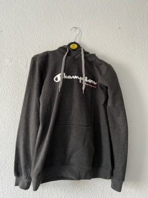 Champion Hooded Sweater silver-colored-grey