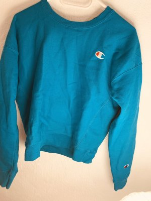 Champion Crewneck Sweater petrol-cadet blue