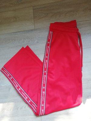 Champion Sportpants rot in S (34/36) - neu ohne Etikett -