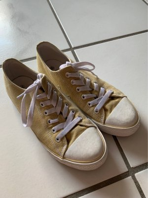 Champion Lace-Up Sneaker oatmeal