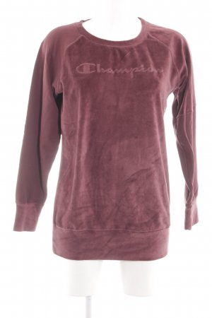 Champion Sweatshirt pink Casual-Look