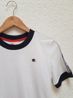 Champion T-Shirt white