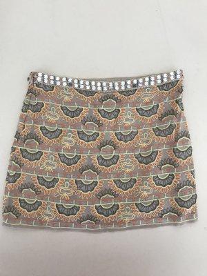 Chan Luu Mini-jupe multicolore