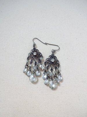 chandelier Ohrringe kristallsteine
