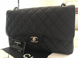 Chanel 2.55 Flap Bag Jumbo Kaviar