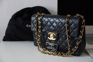 Chanel 2.55 Jumbo XL Vintage Single Flap
