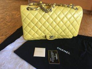 Chanel 2.55 Maxi Geld Silver chains Original Preis 5.170,00