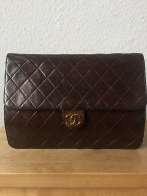 Chanel 2.55 Timeless Flap CC Coco Chanel Quilted