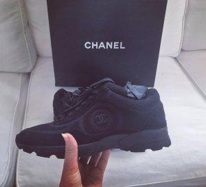 Chanel Zapatillas negro