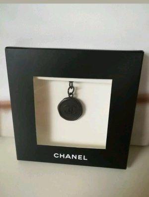 Chanel Porte-clés noir