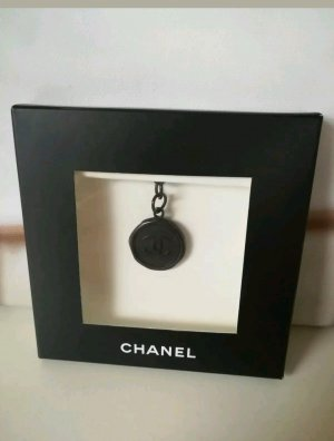 Chanel Key Chain black