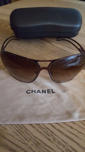 Chanel Sunglasses bronze-colored-rose-gold-coloured