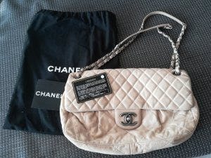 Chanel bag in beige