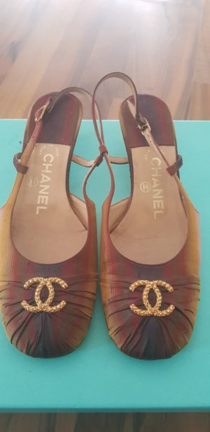 Chanel Ballerines multicolore