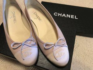 Chanel Shoes multicolored leather