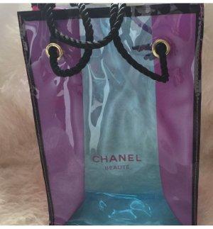 Chanel Borsetta mini menta-fucsia neon Materiale sintetico