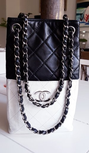 Chanel Black & White Borse Bag