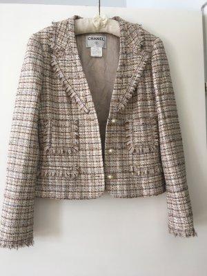 Chanel Tweed blazer veelkleurig