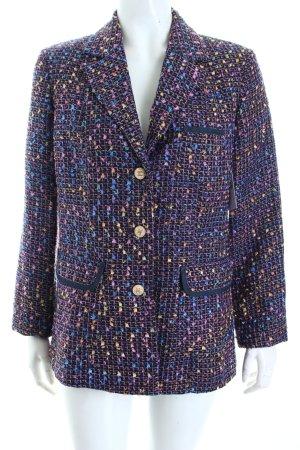 Chanel Blazer abstraktes Muster klassischer Stil