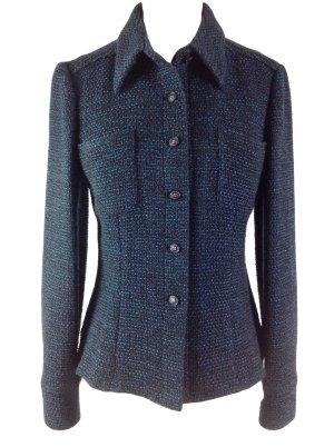Chanel Blazer blau/schwarz Gr. D 34