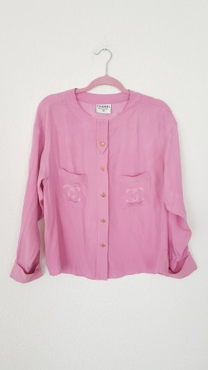 Chanel Boutique Vintage Seidenbluse