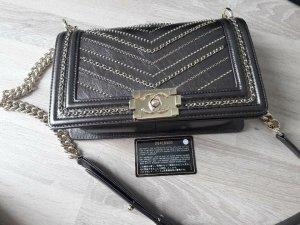 Chanel Bolso color plata