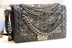 Chanel Boy enchained Tasche