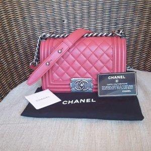 Chanel Boy Tasche