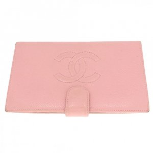 CHANEL Brieftasche Rosa