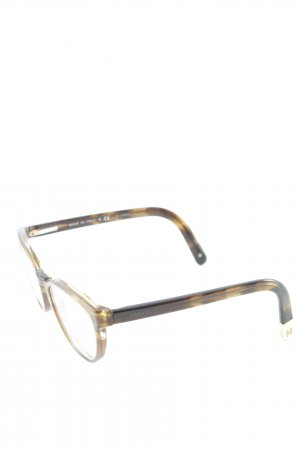 Chanel Glasses brown-dark brown color gradient casual look