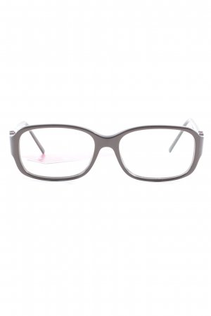 Chanel Glasses dark brown casual look