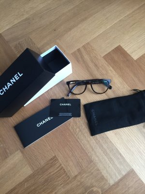 Chanel Gafas taupe Material sintético