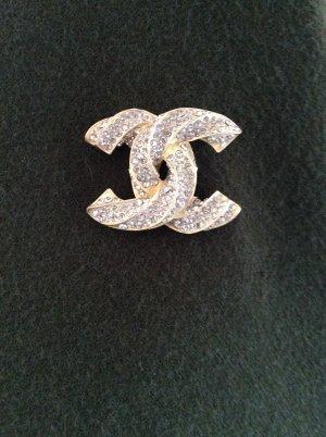 Chanel Broche goud