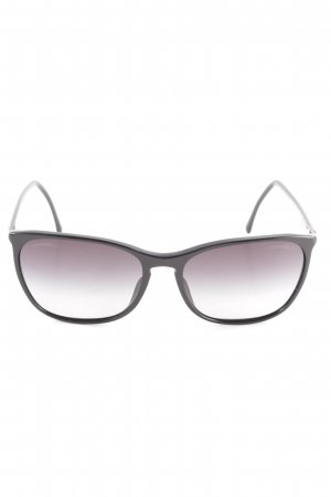 Chanel Butterfly Glasses black business style