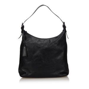 Chanel Calf Leather Hobo Bag