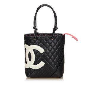 Chanel Cambon Ligne Handbag