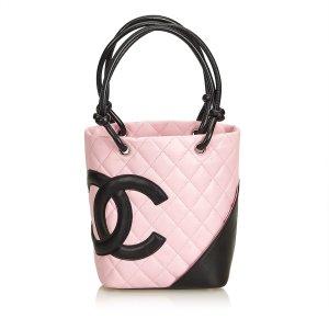 Chanel Cambon Ligne Petit Bucket Bag