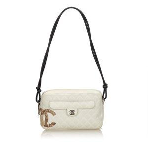 Chanel Cambon Line Camera Bag