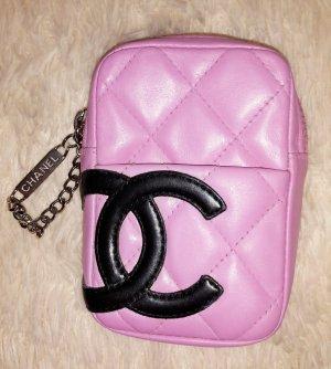 Chanel Buiktas zwart-roze