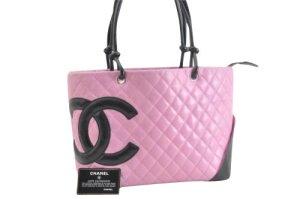 Chanel Cambon Tote Bag