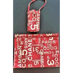 Chanel Cambon1 x Clutch und 1 x Chanel handy tasche oder Zigarette tasche